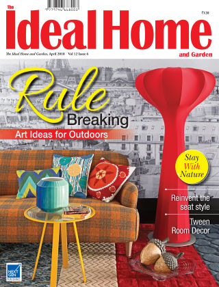Ideal Home and Garden April 2018