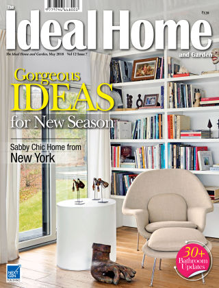 Ideal Home and Garden May 18