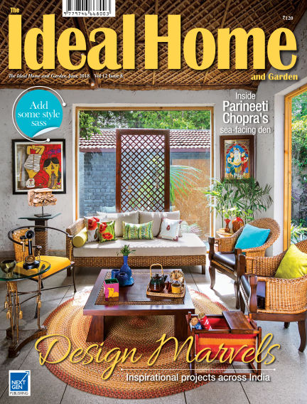Ideal Home and Garden May 25, 2018 00:00