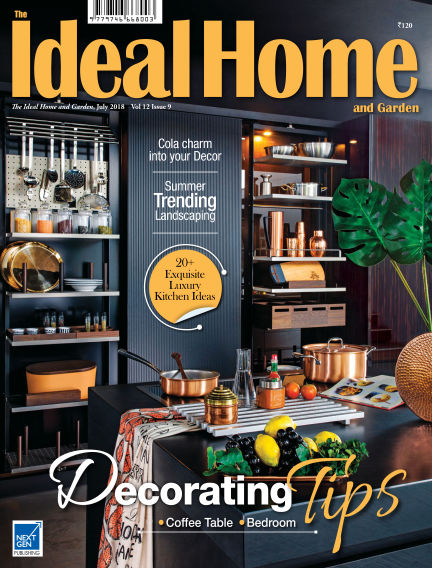Ideal Home and Garden June 26, 2018 00:00