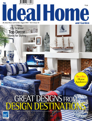 Ideal Home and Garden August18