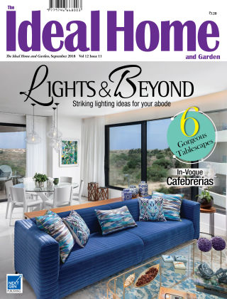 Ideal Home and Garden September 18