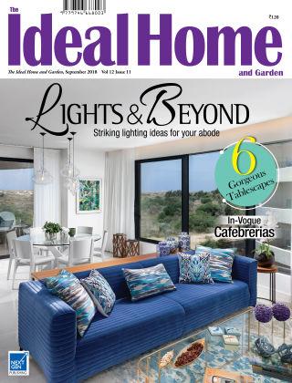 Ideal Home and Garden September 18