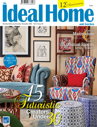 Ideal Home and Garden November 2018