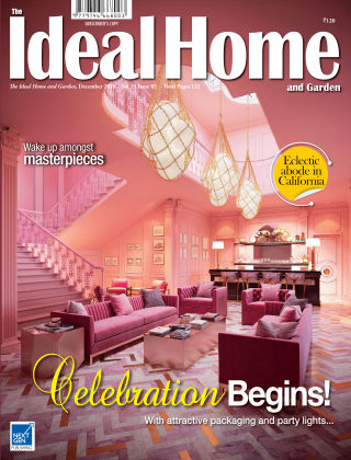 Ideal Home and Garden December 2018