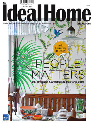Ideal Home and Garden January 2019