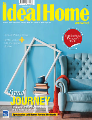 Ideal Home and Garden Feb 2019