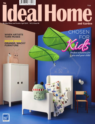 Ideal Home and Garden April 2019