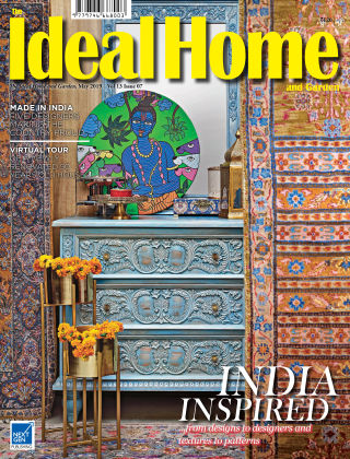 Ideal Home and Garden MAY 2019
