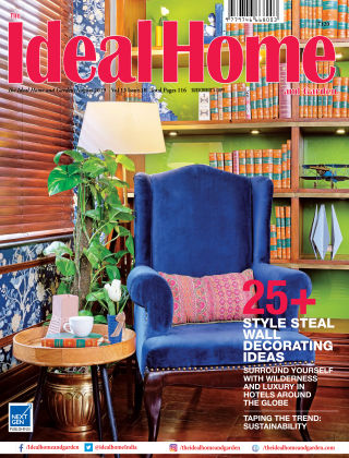 Ideal Home and Garden AUGUST 2019