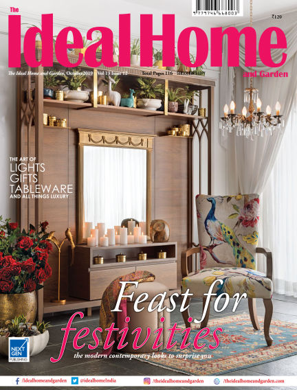Ideal Home and Garden October 01, 2019 00:00