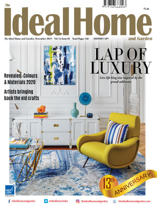 Ideal Home and Garden November 2019