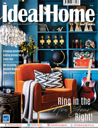 Ideal Home and Garden DECEMBER 2019