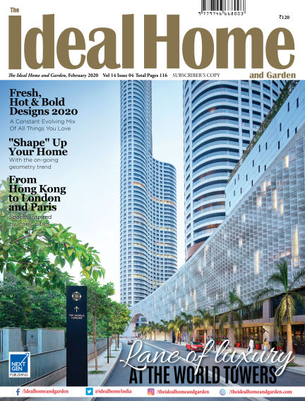 Ideal Home and Garden January 29, 2020 00:00