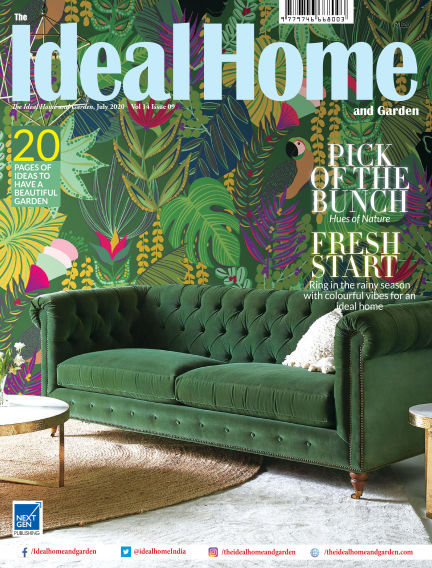 Ideal Home and Garden July 13, 2020 00:00