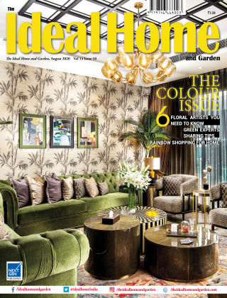 Ideal Home and Garden August 2020