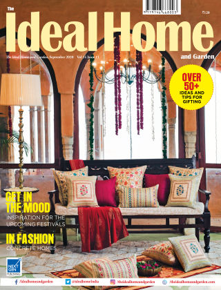 Ideal Home and Garden September 2020
