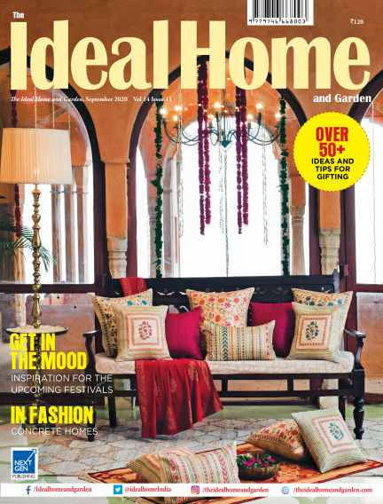 Ideal Home and Garden September 07, 2020 00:00