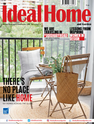 Ideal Home and Garden October 2020