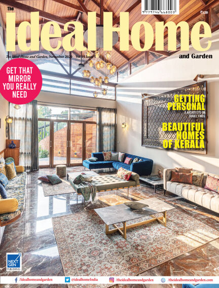 Ideal Home and Garden November 09, 2020 00:00