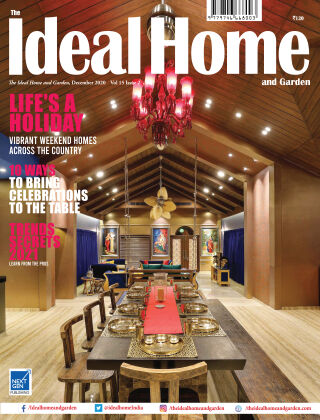 Ideal Home and Garden December 2020