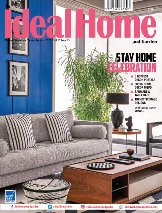 Ideal Home and Garden January 2021