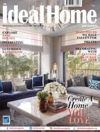 Ideal Home and Garden February 2021