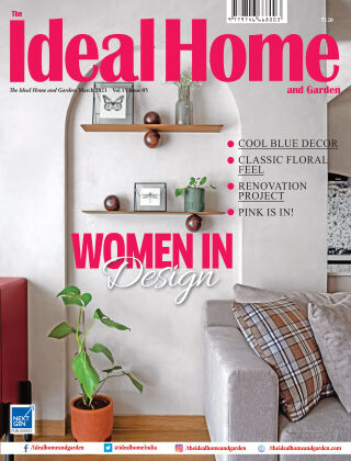 Ideal Home and Garden March 2021