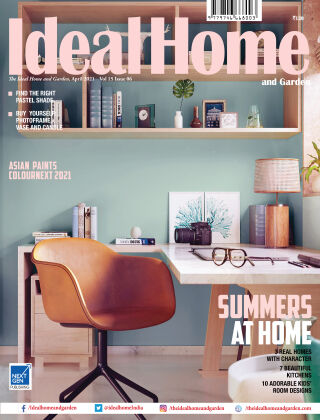Ideal Home and Garden April 2021