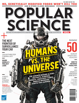 Popular Science India July 2014