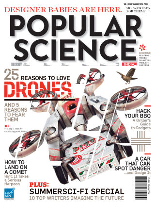 Popular Science India August 2014