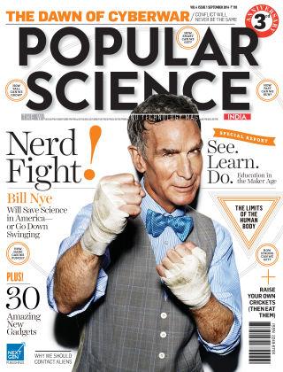 Popular Science India September 2014