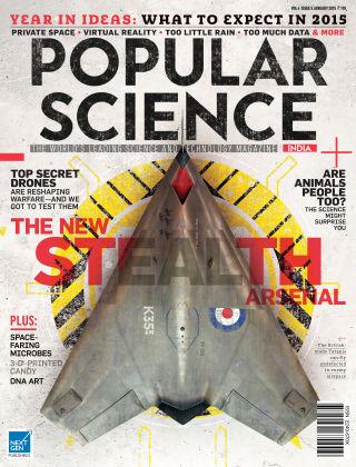Popular Science India January 2015