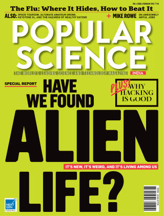 Popular Science India February 2015