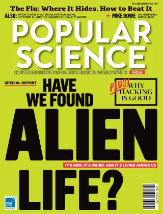 Popular Science India February 2015