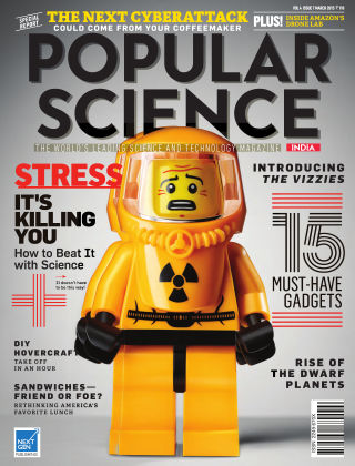 Popular Science India March 2015