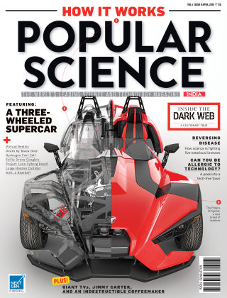 Popular Science India April 2015