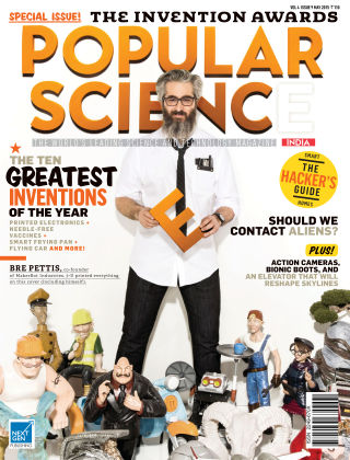 Popular Science India May 2015