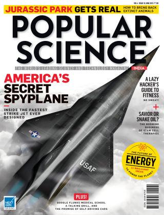 Popular Science India June 2015