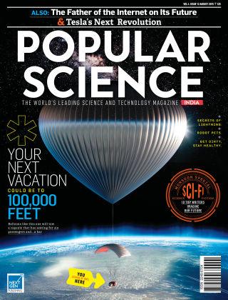 Popular Science India August 2015