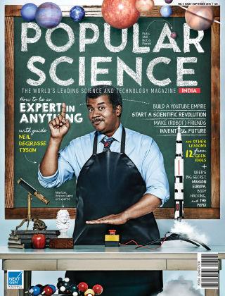 Popular Science India September 2015