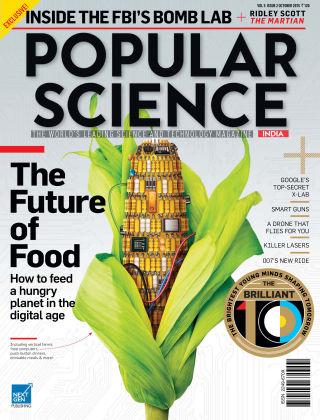 Popular Science India October 2015