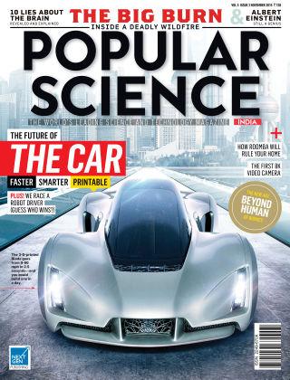 Popular Science India November 2015
