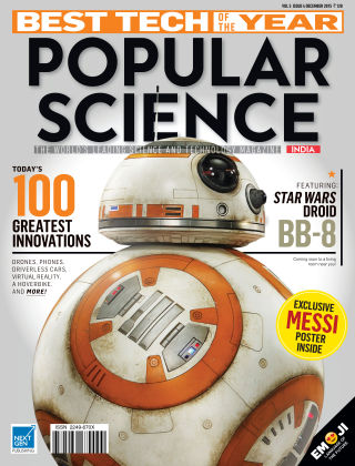 Popular Science India December 2015