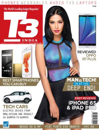 T3 - INDIA November 2015
