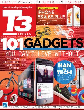 T3 - INDIA October 2015