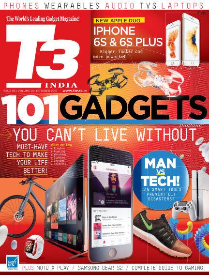 T3 - INDIA October 01, 2015 00:00