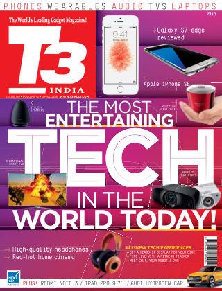 T3 - INDIA April 2016