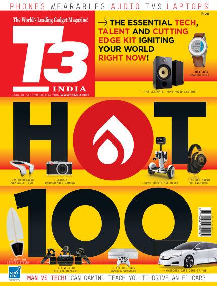 T3 - INDIA May 10, 2016 00:00