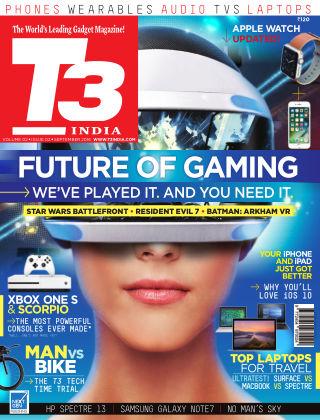 T3 - INDIA September 2016